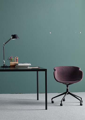 Bai, fauteuils / Ander Lizaso - ONDARRETA