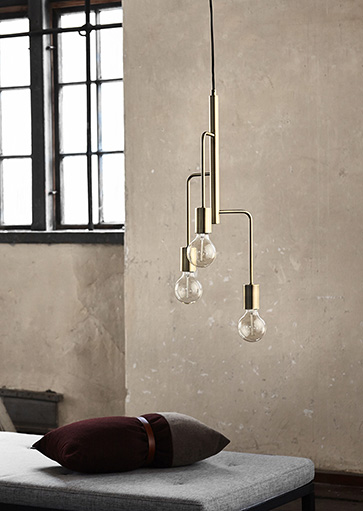 Cool, suspension / FRANDSEN LIGHTING